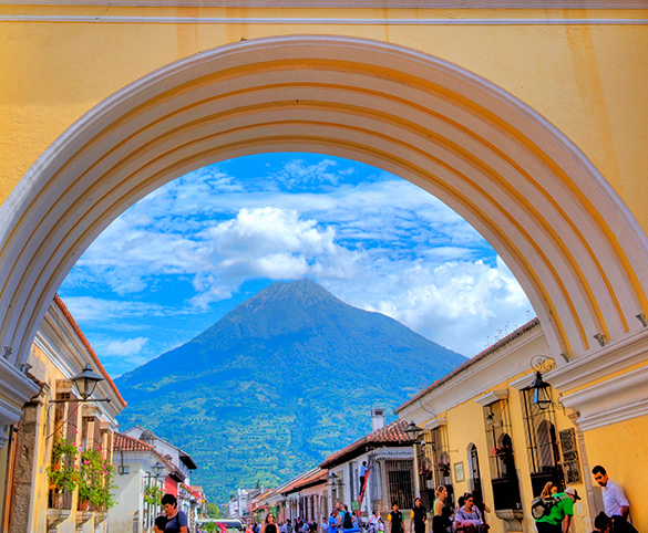 Discovering Central America. Central America Tour