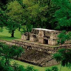 Central America. Copan ruins in Honduras