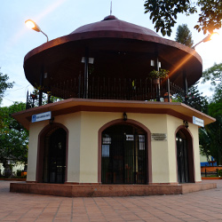Central America. Santa Rosa Copan in Honduras