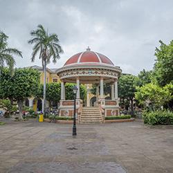 Central America. Granada in Nicaragua