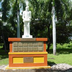 Central America. in Nicaragua