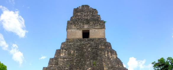 Tour del Triángulo Maya en Centroamérica