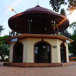 Santa Rosa de Copán en Honduras