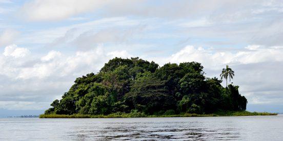 Archipiélago de Solentiname en el Lago Cocibolca