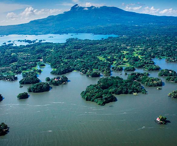 Tour a través de Costa Rica, Nicaragua y Panamá en Centroamérica