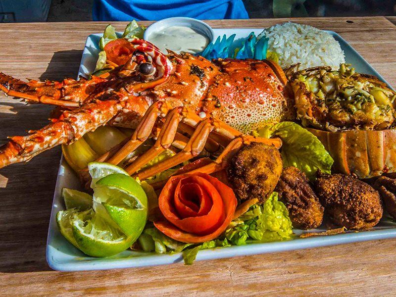 Gastronomía Centroamericana. Belice.