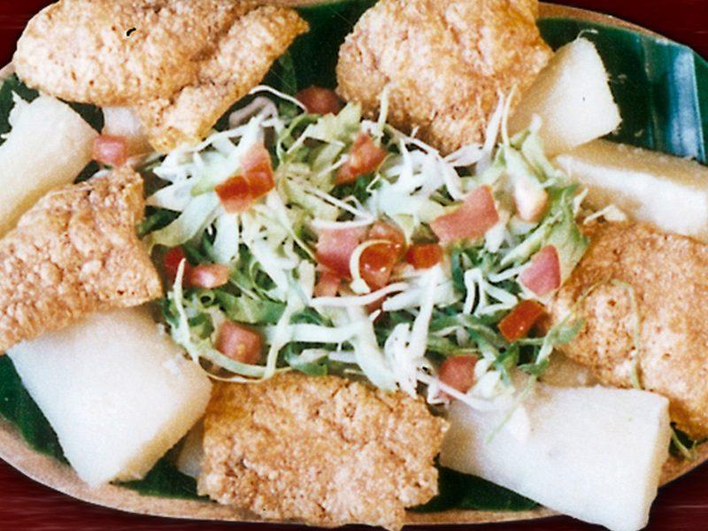 Gastronomía Centroamericana. Nicaragua.