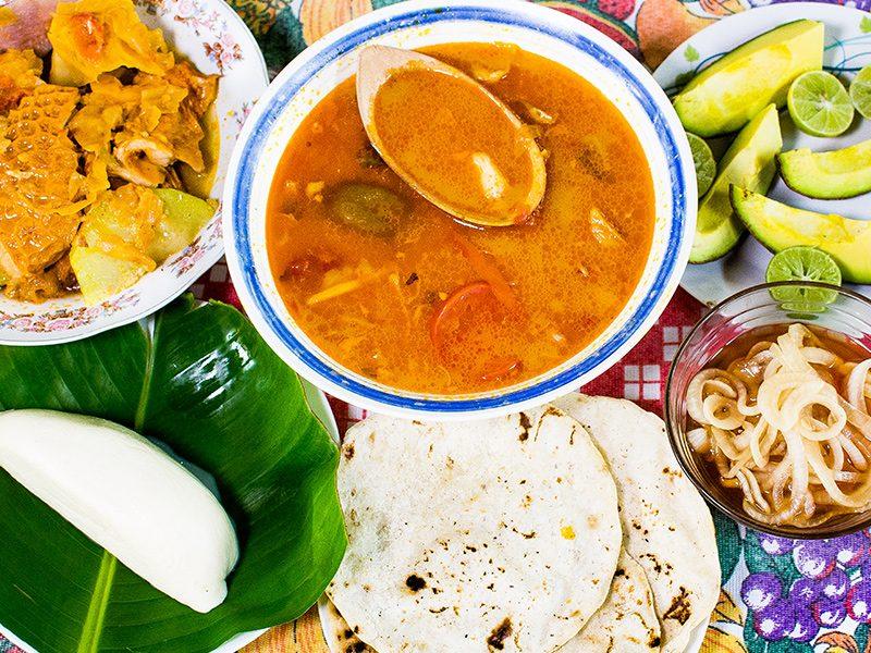 Gastronomy Central America, Nicaragua