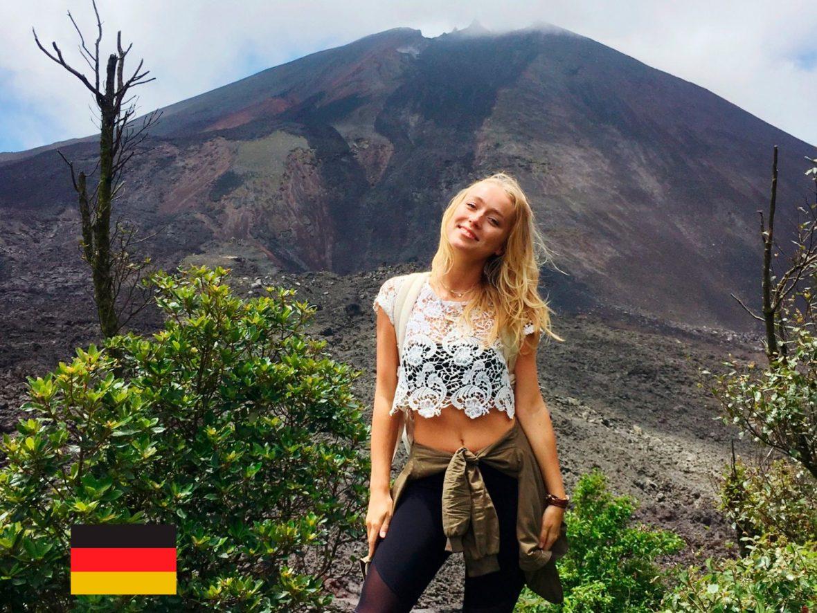 Louis Morgen experiencias en Centroamérica
