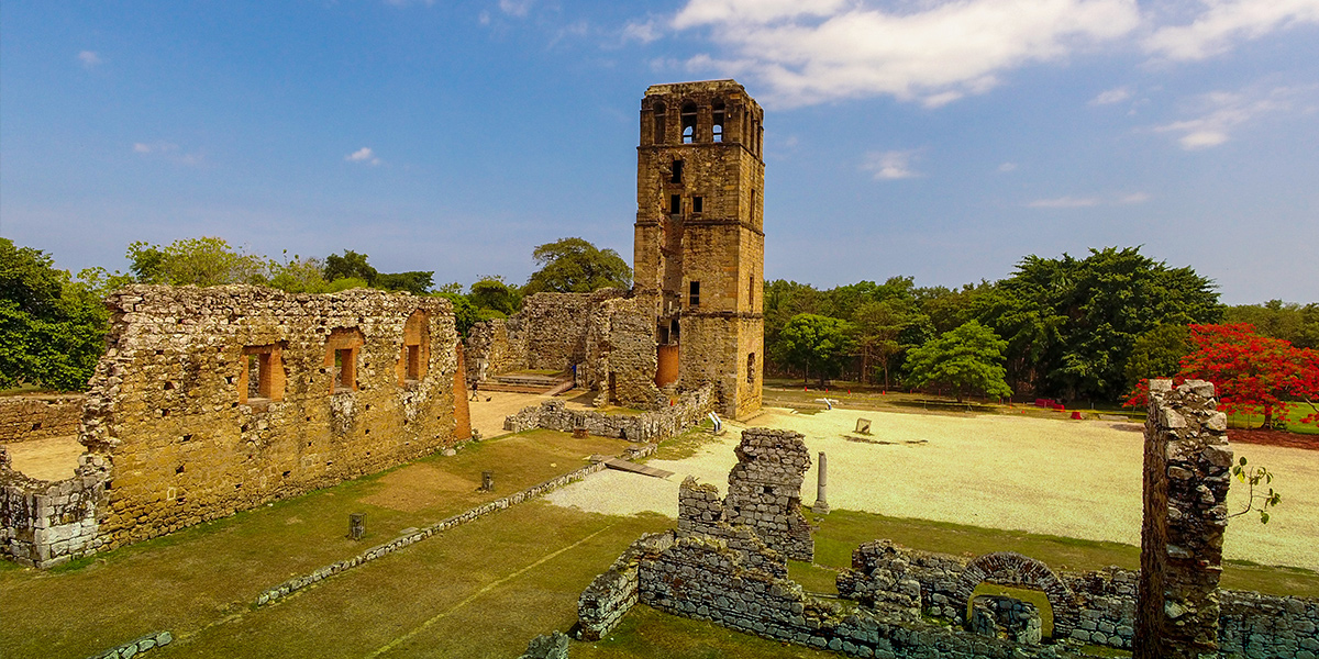 Panama Viejo Historical Monumental Complex