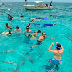 Reserva Marina de Hol Chan en Belice, naturaleza en Centroamérica
