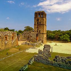 centroamerica panama sitio arqueologico panama viejo