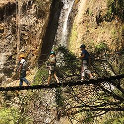 Central America. Panajachel in Guatemala