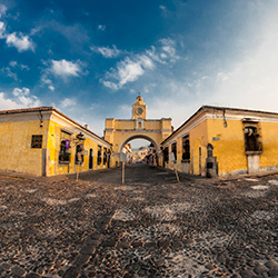 Conquest Trail. Central America Tour