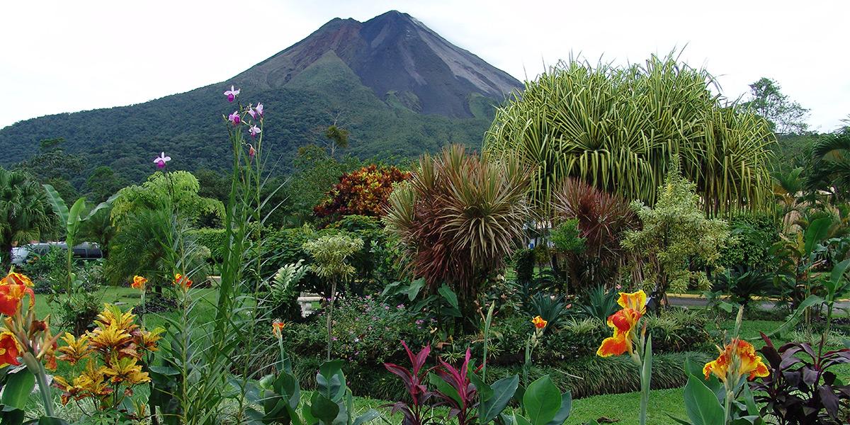 Arenal Volcano And La Fortuna Area Culture And Nature In Costa Rica