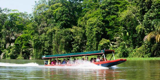 ver centroamerica costa rica canales tortuguero