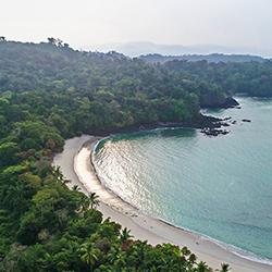 ver centroamerica costa rica parque manuel antonio