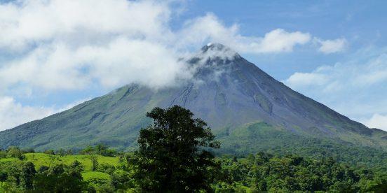 ver centroamerica costa rica volcan arenal fortuna
