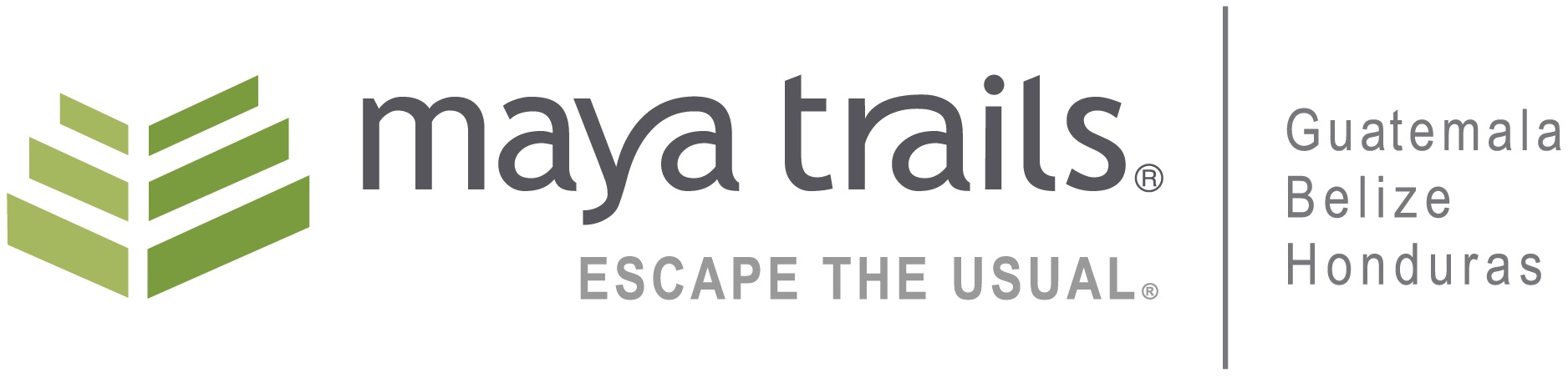 Maya Trails. Central America