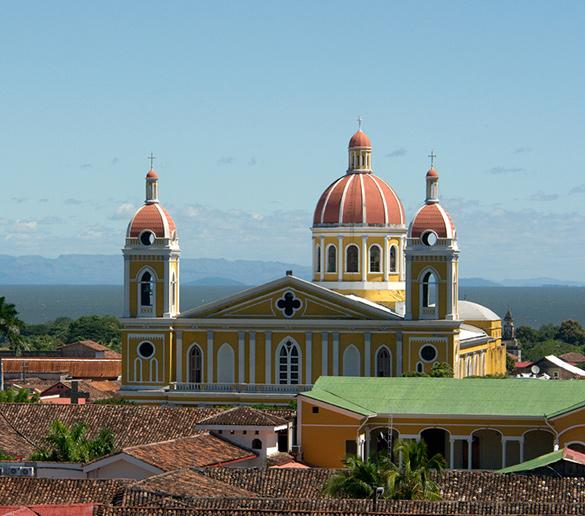 Lo mejor de Costa Rica, Panamá y Nicaragua.
