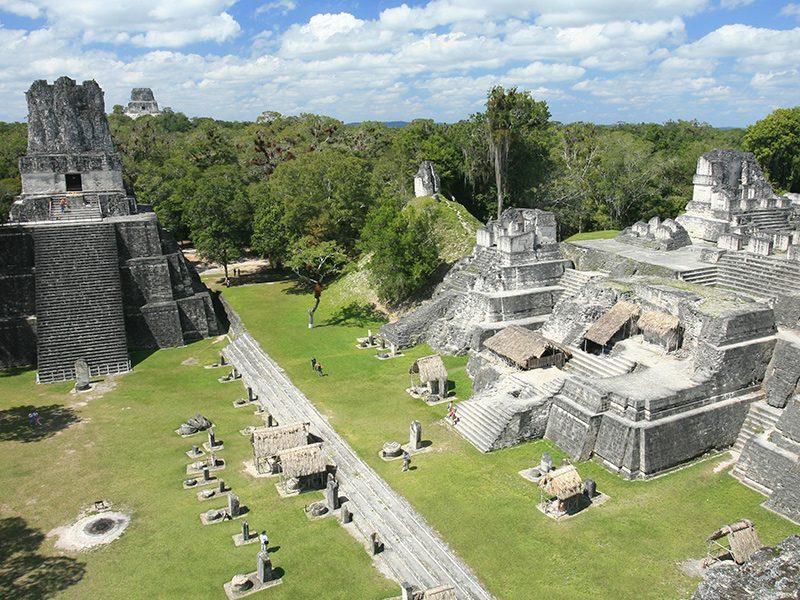 Guatemala in Central America