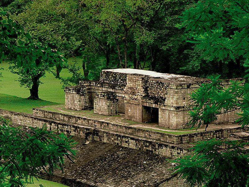 Honduras in Central America