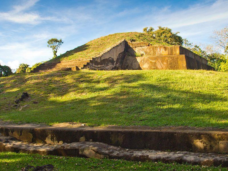 El Salvador in Center America
