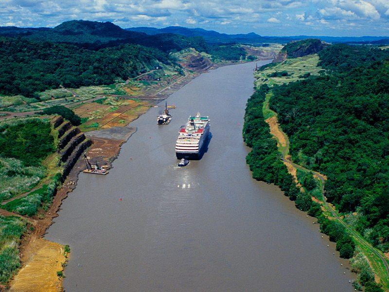 Panama in Central America