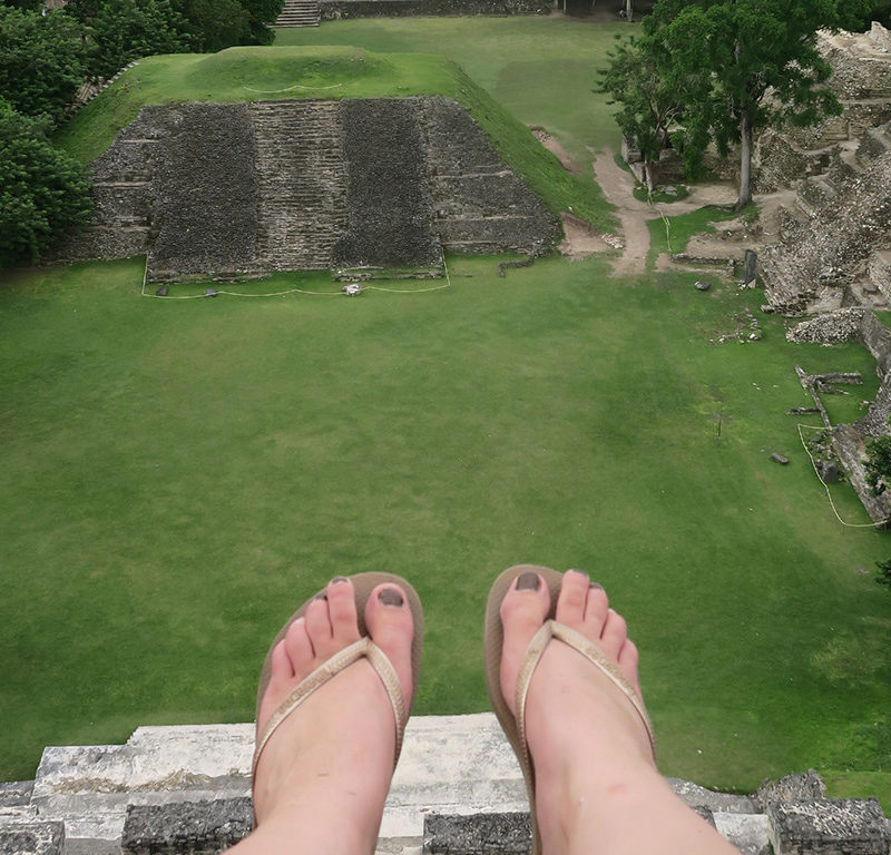Christianne risman travel central america experience