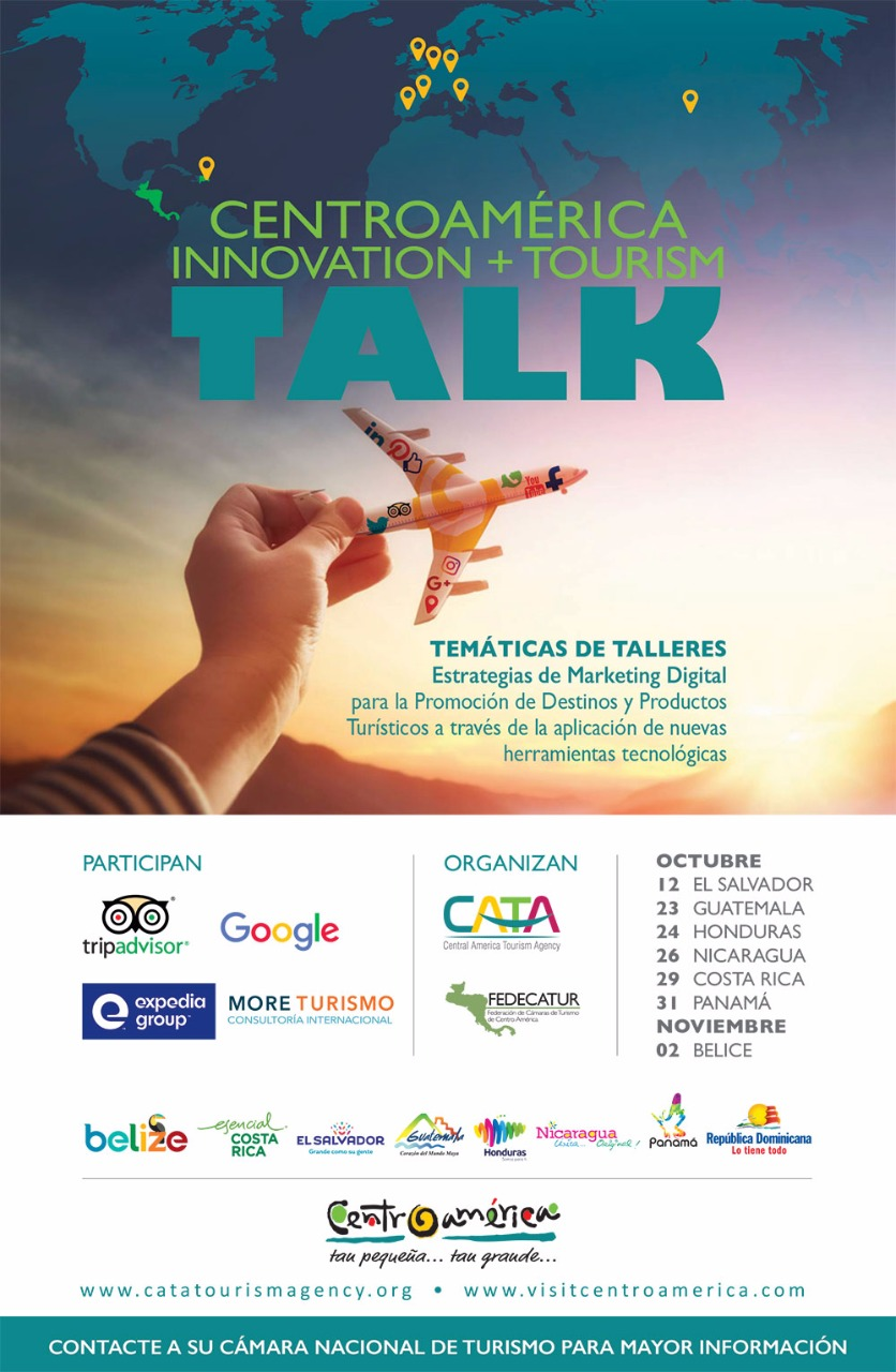 Centroamérica Innovation Talk