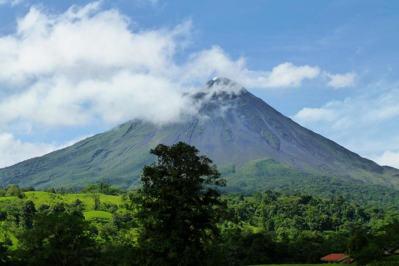 Costa Rica - Volcán Arenal y La Fortuna