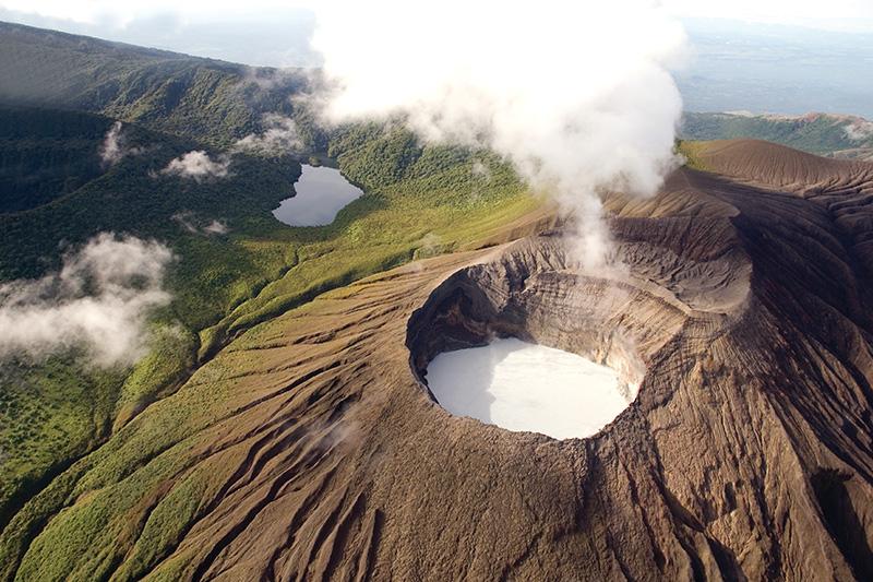 Costa Rica - Parque Nacional Rincón de la Vieja