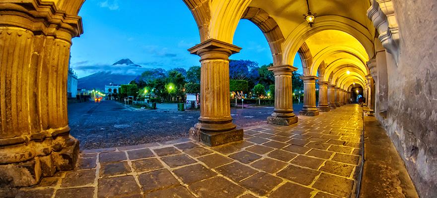 Guatemala - Palacio de los Capitanes Generales