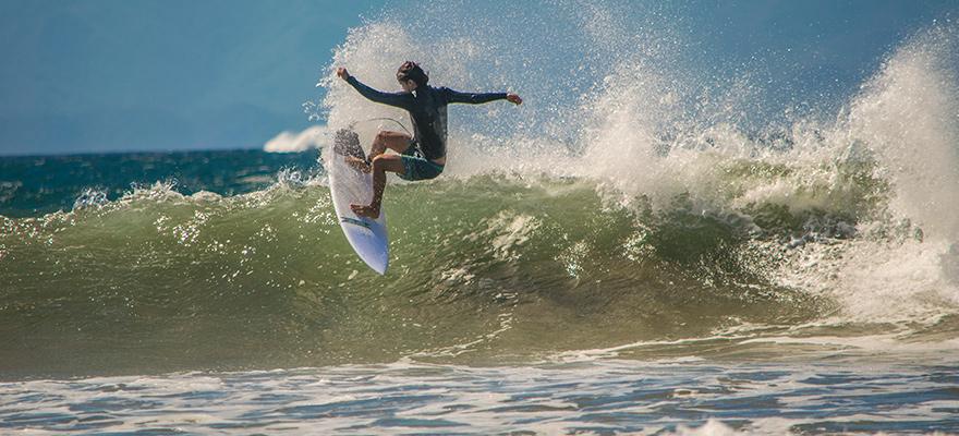 Surf - Isla Popoyo