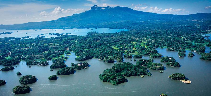 Volcán Mombacho - Nicaragua