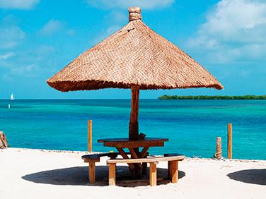 Descanso, sol, playa, romanticismo y aventura en tu luna de miel en El Salvador y Belice