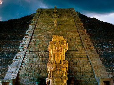 Antepasados mayas