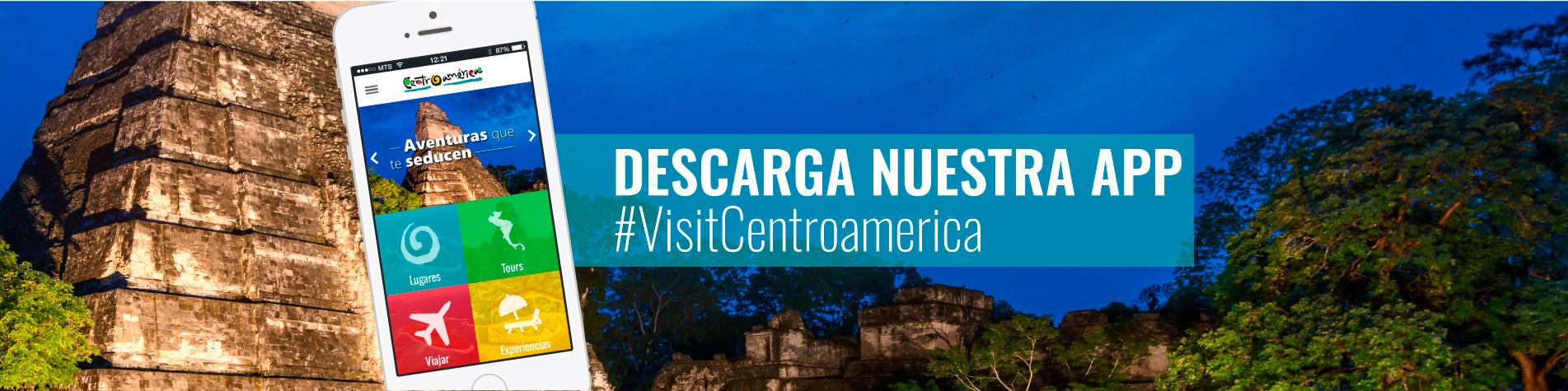 Visit Centroamérica APP