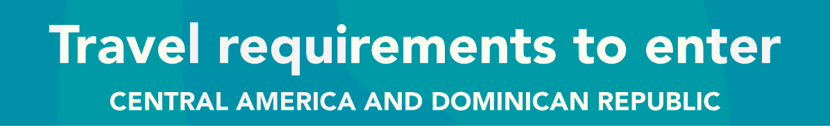 Travel Advisories COVID-19
