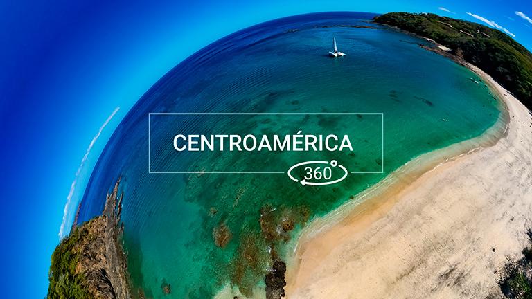 Centroamérica en 360º