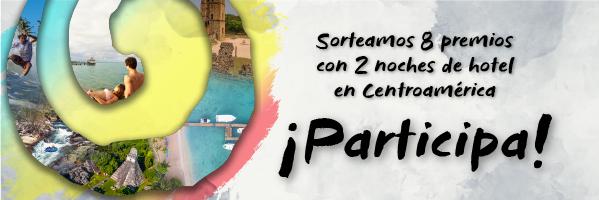 Sorteo - Alojamiento Centroamérica - CATA