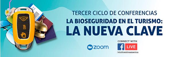 Conferencias bioseguridad - centroamérica