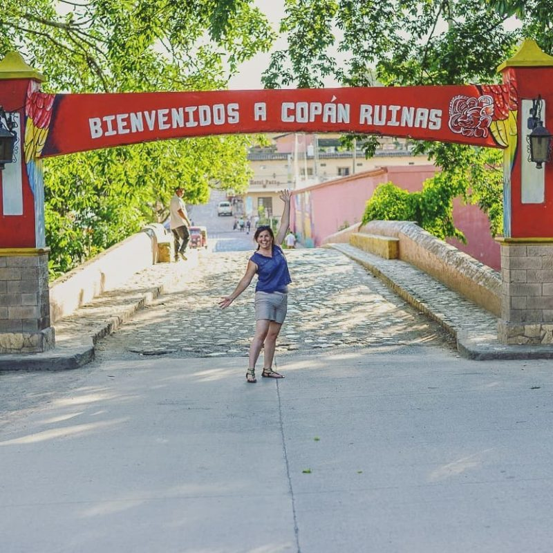 Central America - Come with us - Honduras