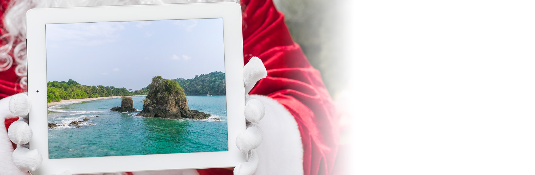 Slider Navidad - Visit Centroamérica
