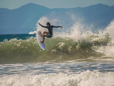 Playa Hermosa - Olas - Surf - Centroamérica