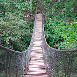 Honduras San Pedro de Zacapa Between rivers