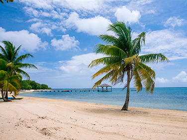 5 Playas vacaciones - Centroamérica