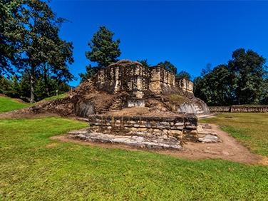 Guatemala maya - Iximché - Centroamérica