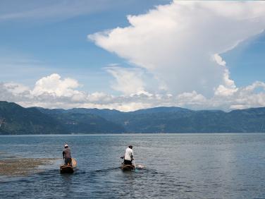 Lago Atitlán - Centroamérica