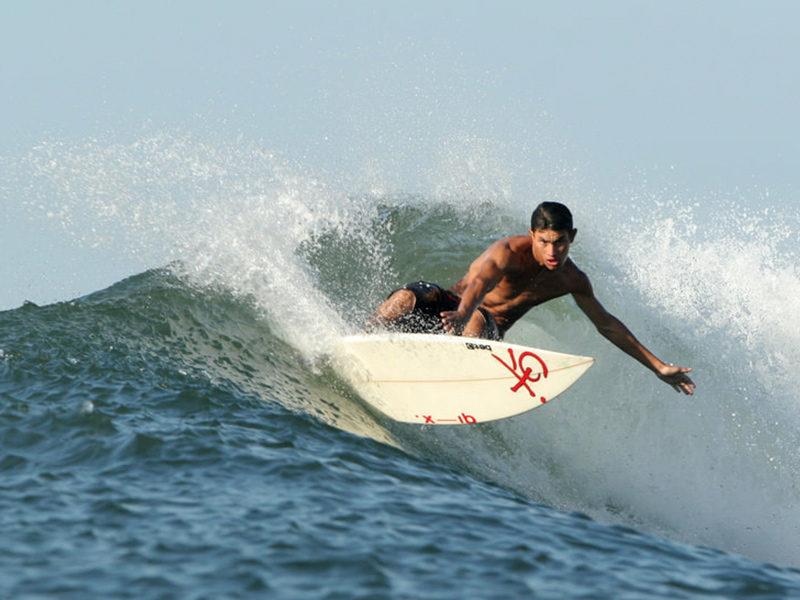 El Salvador - Surf - Centroamérica